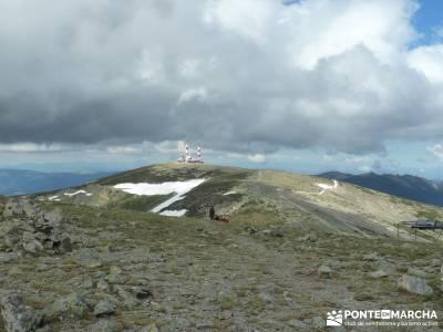 Cuerda Larga - Miraflores de la Sierra; via libre rutas de senderismo en la pedriza viajes montaña